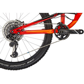 "VOTEC VE Elite Enduro Täysjousto 27,5"", red-black"